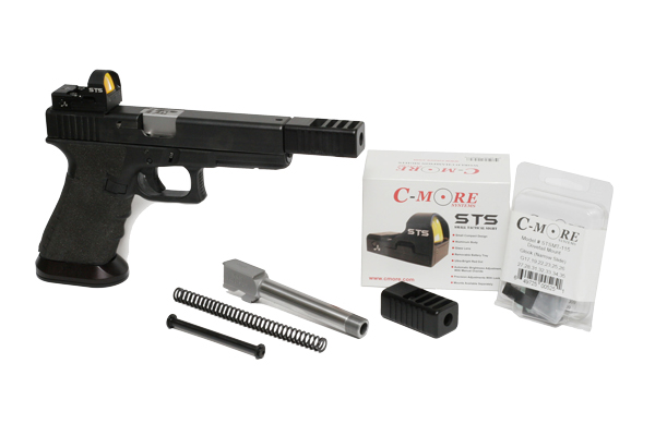 Jager Open Division / GSSF Kit for Glock