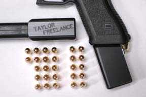 Taylor Freelance +12 Extended Base Pad and Spring